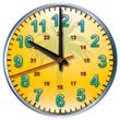 10 tropical clock