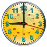 9 tropical clock