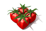 Cubic tomato pack