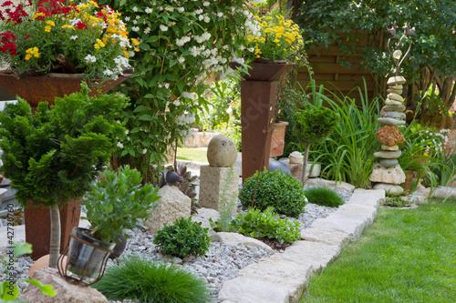 blumenbeet modern – proxyagent, Garten und bauen