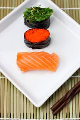 Sushi japan foods