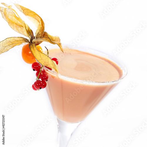 Cremiger Cocktail