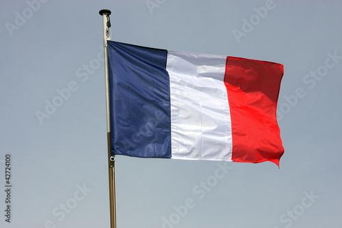 Französische Fahne