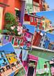 patchwork de Burano