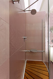 Shower inside