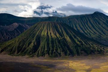 Bromo Volcano Mountain