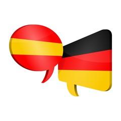 sprechblasen v3 spanien deutschland I