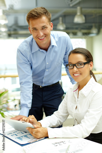 Business agency