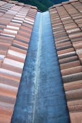 texture tetto tegole