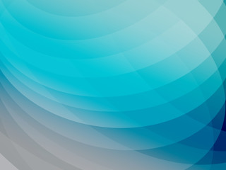 Blue-Cyan-Gray wavelet background BoxRiden-3