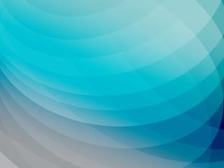 Blue-Cyan-Gray wavelet background BoxRiden-3