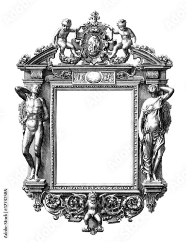 Mirror Renaissance - 16th century