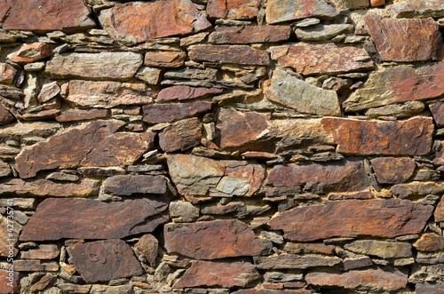 alte steinmauer braun felsen stockfotos und lizenzfreie bilder auf bild 42735741. Black Bedroom Furniture Sets. Home Design Ideas
