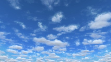 Sky Clouds CG