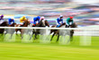 canvas print picture - Royal Ascot Horse Race