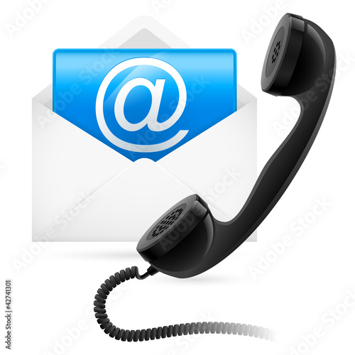 Telephone mail
