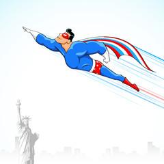 American Super Hero
