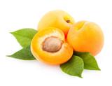 Fototapety ripe apricots