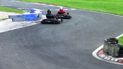 Karting ralenti sport
