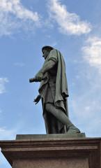 Памятник Дюку Ришелье в Одессе. Июнь 2012