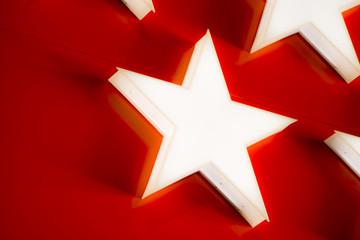 Estrella-retroiluminada