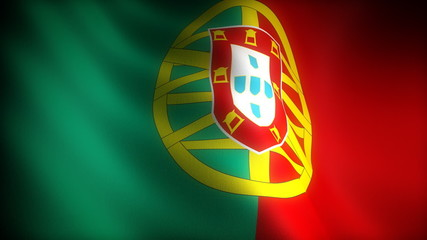 Flag of Portugal (seamless)