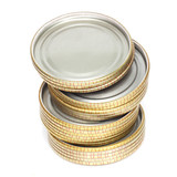 Tin lids for canning
