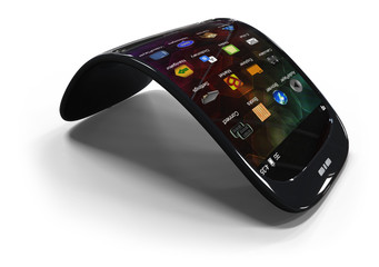 Flexible generic smartphone