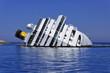 Leinwandbild Motiv Nave Concordia affondata