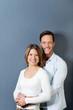 portrait glückliches junges paar
