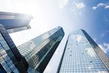 Bankenviertel Architektur Frankfurt