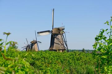 Mill Network at Kinderdijk-Elshout, Netherlands