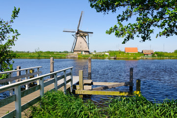 Mill Network at Kinderdijk-Elshout, Netherlands