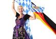 Bayerische Frau