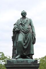 Goethe Denkmal Frankfurt