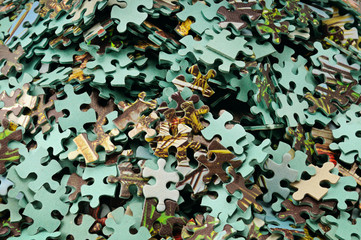 set of puzzle