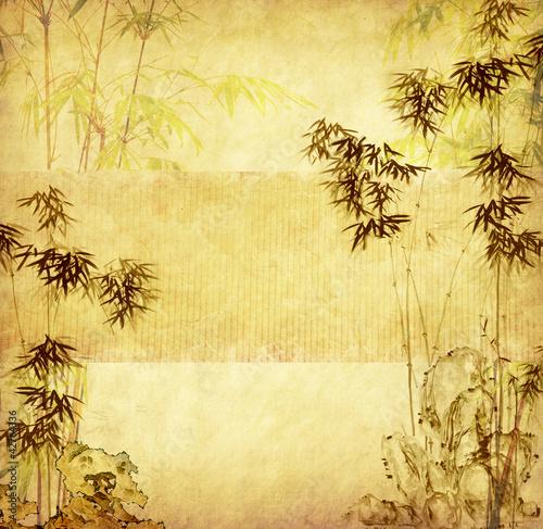 Fototapeten,textur,chinese,alt,kunst