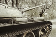 Soviet tank....
