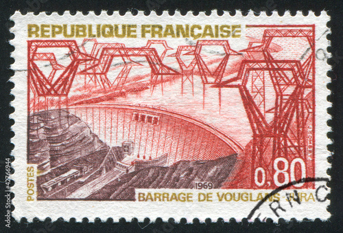 Vouglans Dam