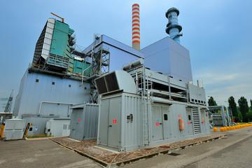 Impianto di produzione energia elettrica