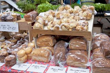 Farmer's Market Bake Sale