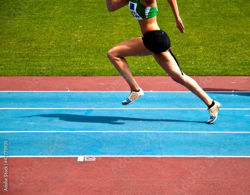 Triple Jump Girl