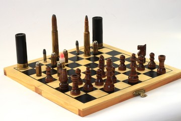 dangerous game, chess game