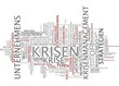 Krisen Krisenmanagement