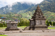 Dieng plateau Temple Indonesia