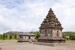 Dieng temple Arjuna complex Indonesia