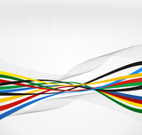 Fototapety Olympics Games 2012 abstract background