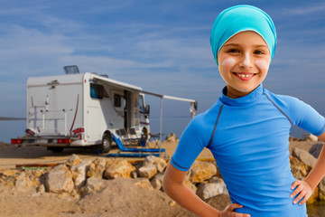 Travel with camper, Family holidays