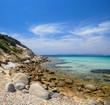 Sardegna, scogliera di Mari Pintau
