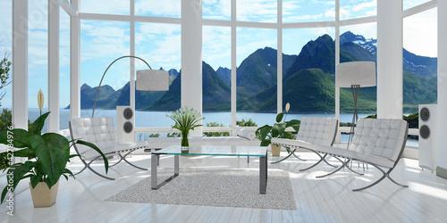 interior am fjord